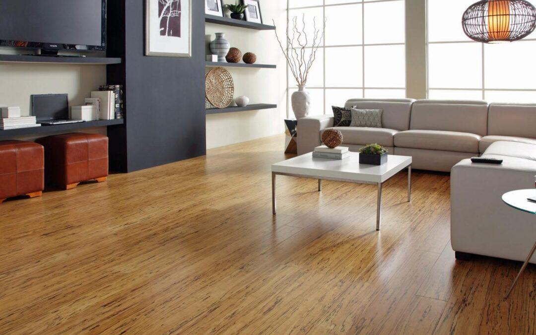 Coated Wood Flooring in Pitsea